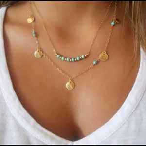 Jewelry - Final Price! Layer Necklace